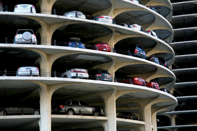 11 bãi đỗ xe ấn tượng nhất thế giới, nhiều cái như thể chỉ có trong phim viễn tưởng