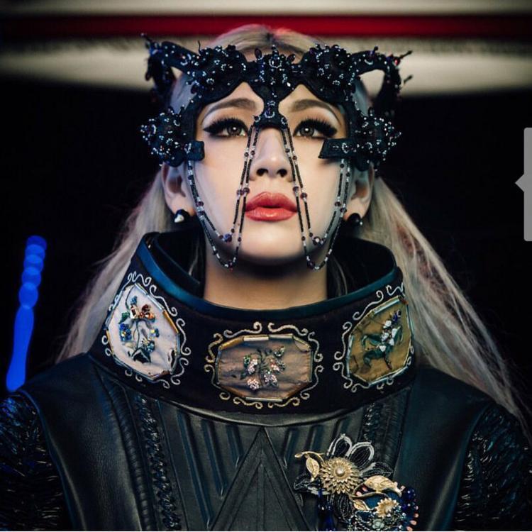 """CL - nữ rapper có phong cách âm nhạc ấn tượng, """"đậm chất riêng"""" của Kpop."""