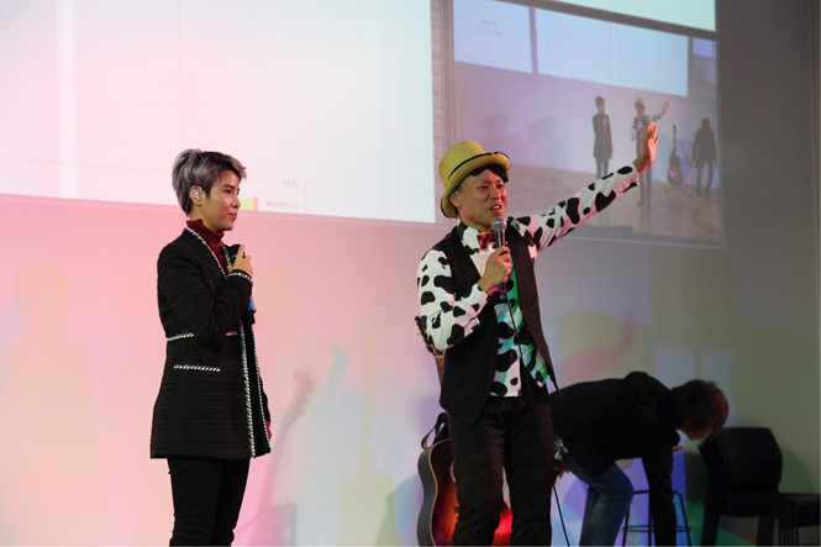 Keiichi Inoue bày tỏ sự yêu thích với sáng tác của Vũ Cát Tường.