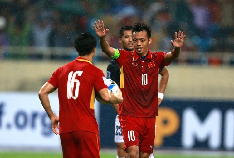 Văn Quyết được chọn là thủ quân U23 Việt Nam.