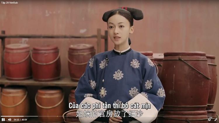 Xem phim Diên Hi công lược tập 29: Phó Hằng hôn trán Ngụy Anh Lạc, Nhàn Phi  Thuần Phi nắm quyền hậu cung