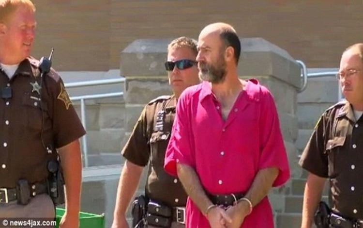 Collman sẽ phải hầu tòa vào tháng 12 tới đây. Ảnh: Dailymail