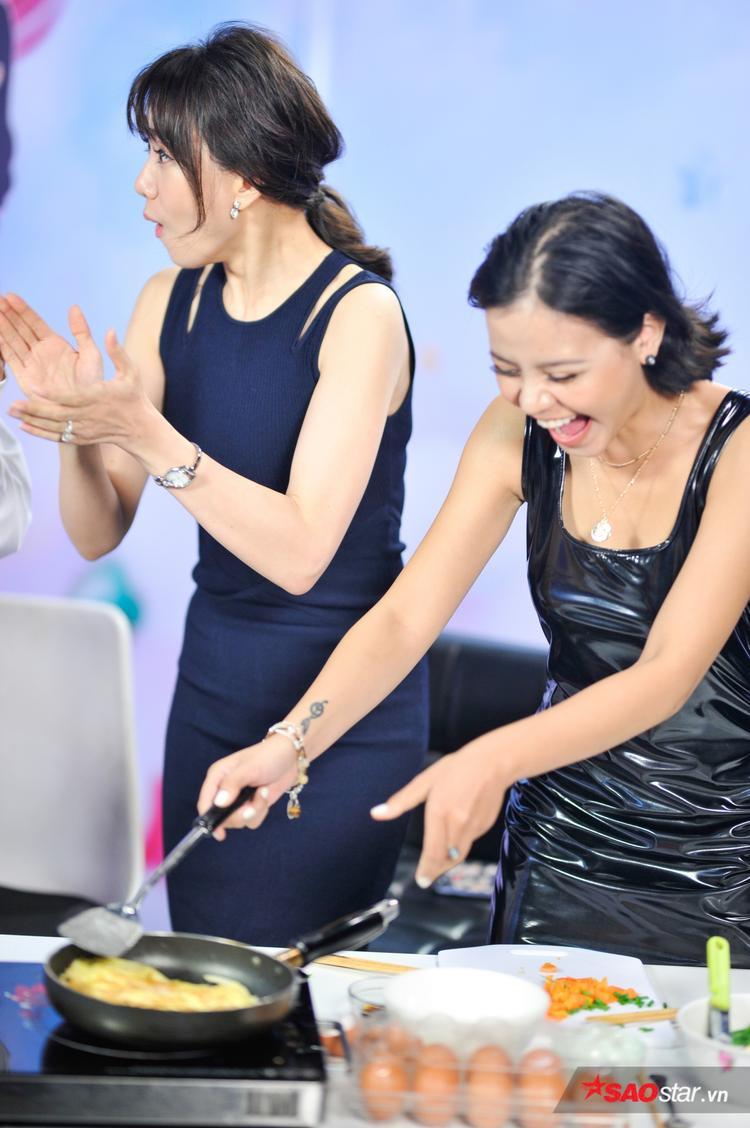 Chỉ làm mỗi món trứng cuộn, Hari Won đã hãnh diện khoe với Trấn Thành: Hãy tự hào về em đi