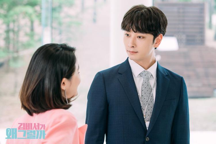 12 năm kể từ Gia đình là số 1, Park Min Young lần đầu chia sẻ về Hwang Chansung (2PM) sau Thư ký Kim