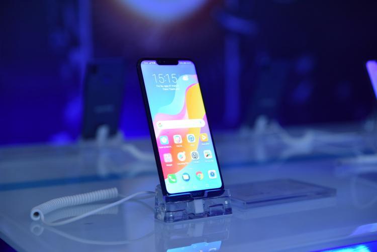 Smartphone dành cho chơi game Honor Play ra mắt tại Việt Nam