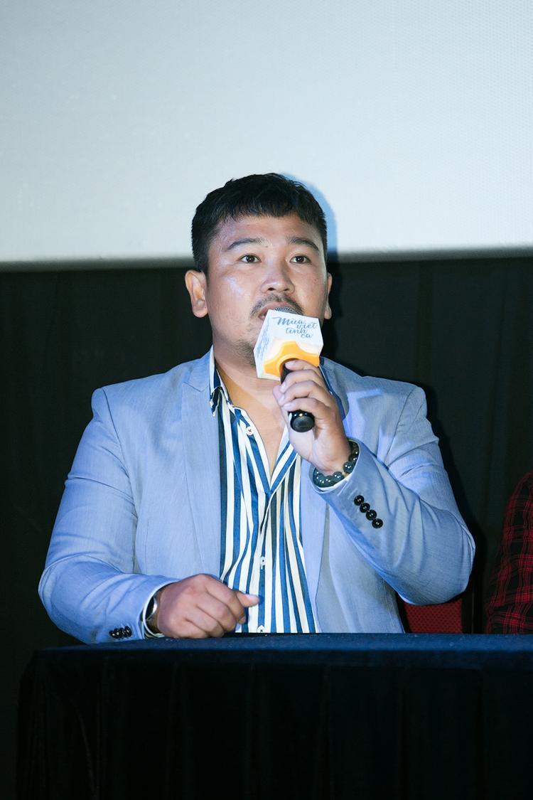 Nhà sản xuất Lý Minh Thắng.