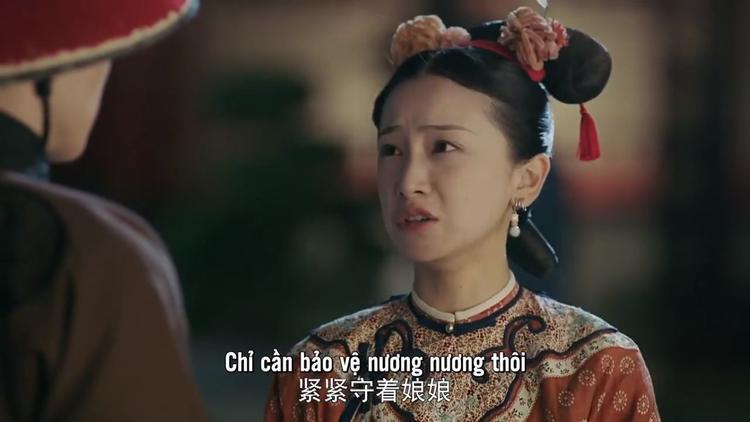 Xem phim Diên Hi công lược tập 30: Hoàng hậu mê man long thai khó giữ  Nhàn Phi được Thái Hậu ân sủng
