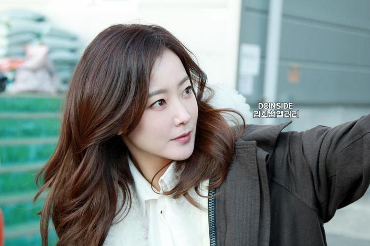 Kim Hee Sun.