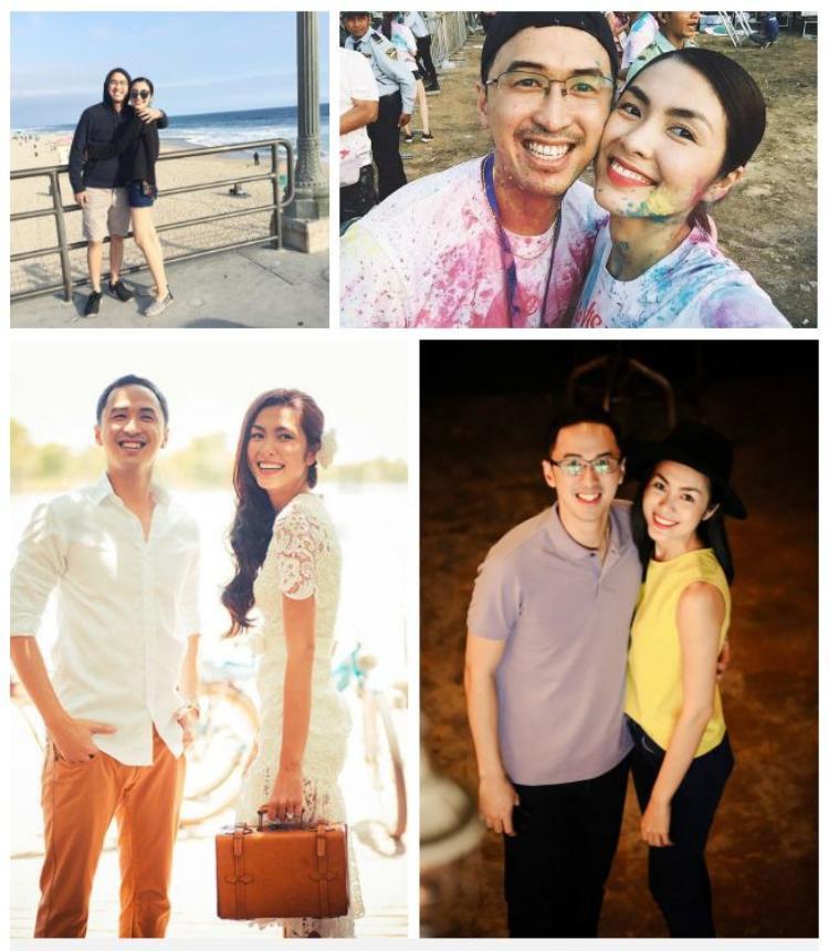 Tăng Thanh Hà và Louis Nguyễn có cuộc sống hôn nhân hạnh phúc sau 5 năm đám cưới.
