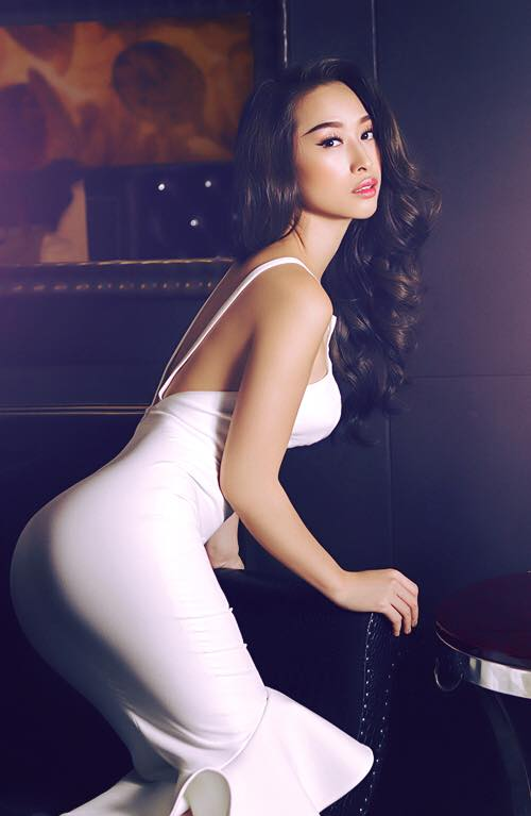 Quỳnh Thy là một người mẫu để lại nhiềuấn tượng cho người hâm mộ từ những năm 2000.