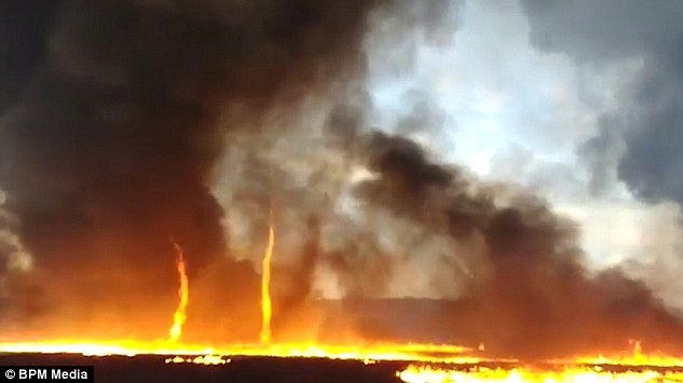 May mắn thay, không có bất cứ thiệt hại nào về người. Hiện nguyên nhân hỏa hoạn đang được điều tra thêm.