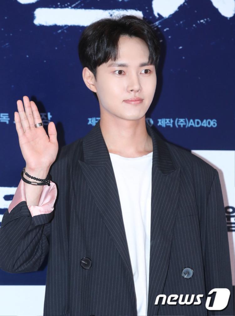 """Nam diễn viên """"Mặt trăng ôm mặt trời"""" Lee Tae Ri (tên trước đây là Lee Min Ho)."""
