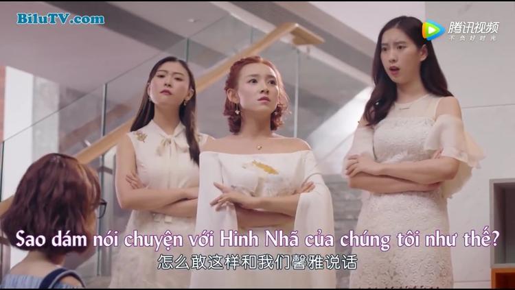 Nhóm nữ sinh viên tự xưng là nữ thần trường Minh Đức