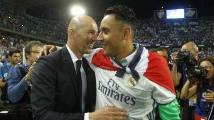 Nhưng Zidane không đồng ý và quyết giữ lại Navas đồng thời Bilbao nâng phí giải phóng hợp đồng của anh lên 80 triệu euro.