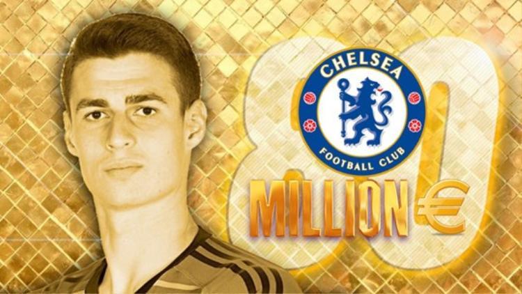 Không có người thay thế xứng đáng, Chelsea buộc phải phá vỡ phí hợp đồng để biến Kepa thành thủ môn đắt nhất thế giới với giá 80 triệu euro.