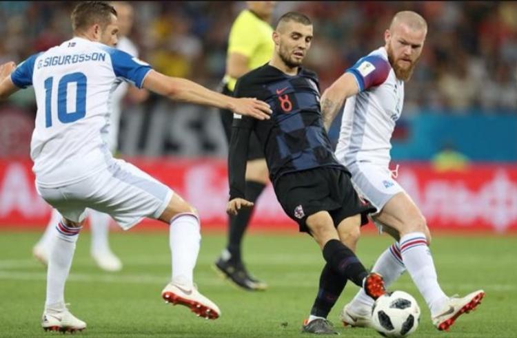 Kovacic vừa trải qua kỳ World Cup thành công cùng đội tuyển Croatia. Ảnh: Twitter.