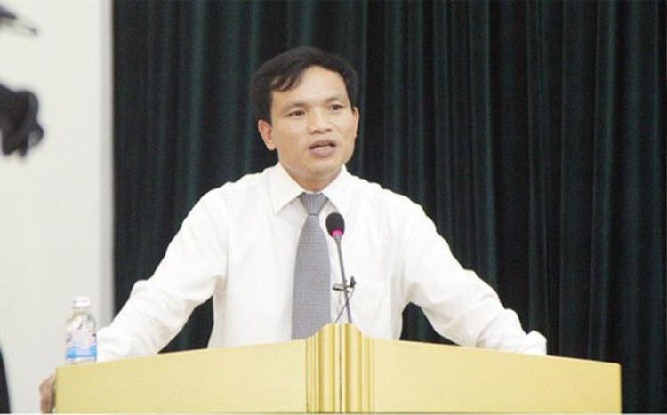 PGS.TS Mai Văn Trinh, Cục trưởng Cục Quản lý chất lượng, Bộ GD-ĐT. Ảnh: Thu Hà.