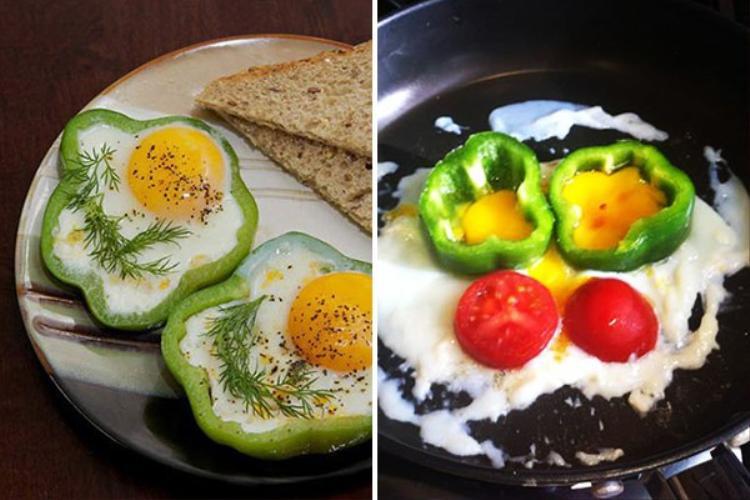 """Trổ tài rán trứng ốp la chiêu đãi bạn gái cho bữa sáng thêm thịnh soạn mà kết quả """"đắng lòng"""" thế này đây. Rõ ràng trứng ốp la không hề dễ như sách vở, nó là bộ môn đòi hỏi sức lực lẫn trí tuệ cả sự khéo léo mà."""