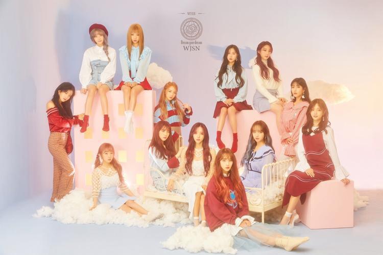 WJSN là nhóm nhạc nữ lập nên từ sự hợp tác giữa Starship cùng Yuehua.