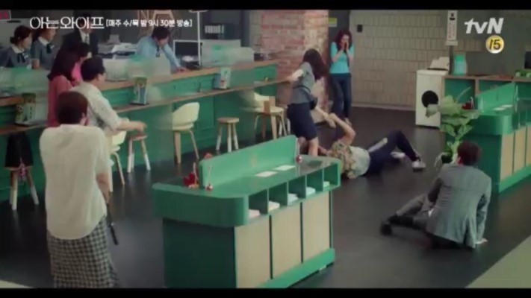 Familiar Wife: Gặp lại Han Ji Min với hình ảnh mới, Ji Sung một lần nữa động lòng trước cô!
