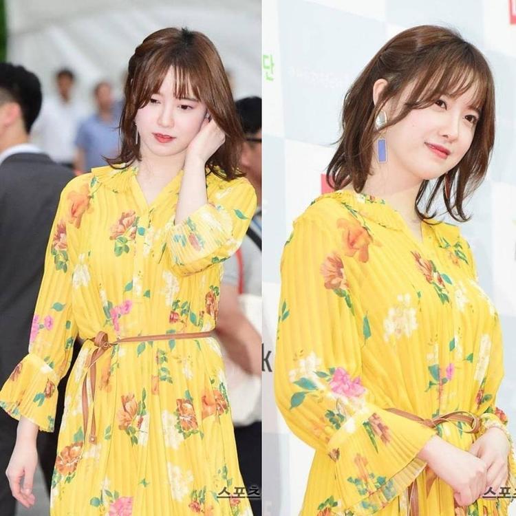 Nàng Cỏ Goo Hye Sun tái xuất với diện mạo mới, fan không khỏi xuýt xoa
