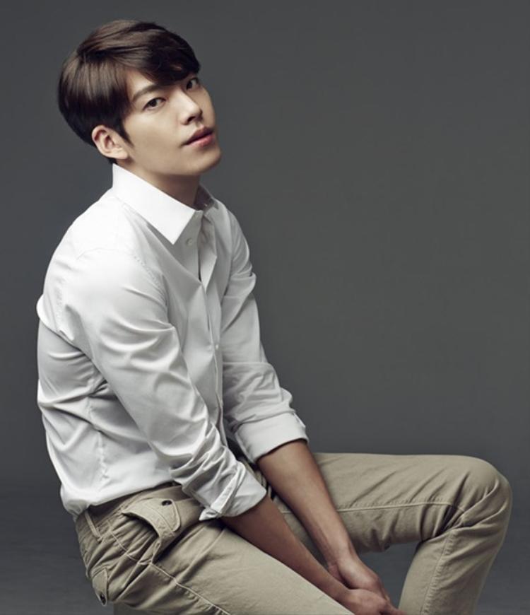 Nhan sắc cực phẩm của Kim Woo Bin.