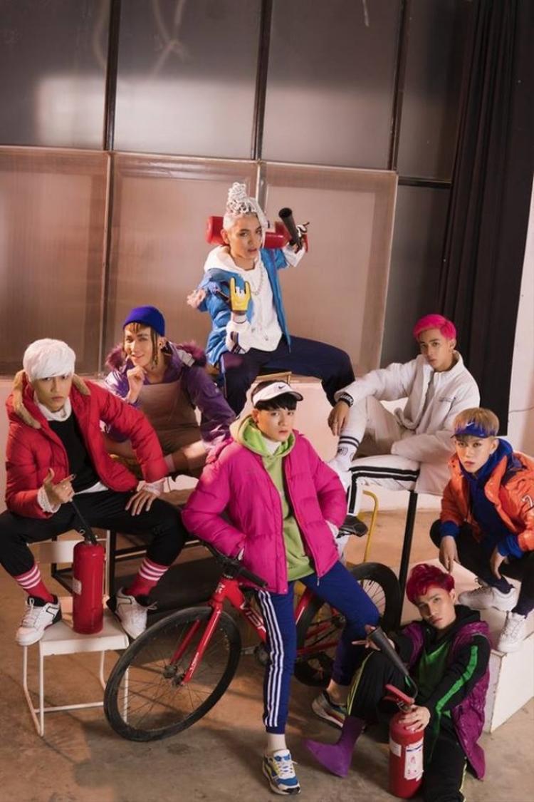 """Sau scandal """"vạ miệng"""", nhóm nhạc vẫn tiếp tục khẳng định: """"Phong cách của Zero 9 và BTS khá giống nhau nên dễ gây hiểu lầm""""."""