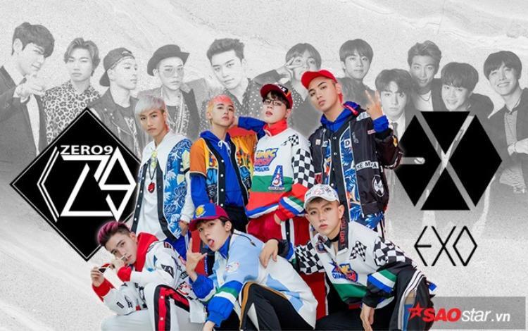Chẳng ngại BigBang hay BTS, đây là những lần đụng chạm Kpop căng đét từ Zero 9