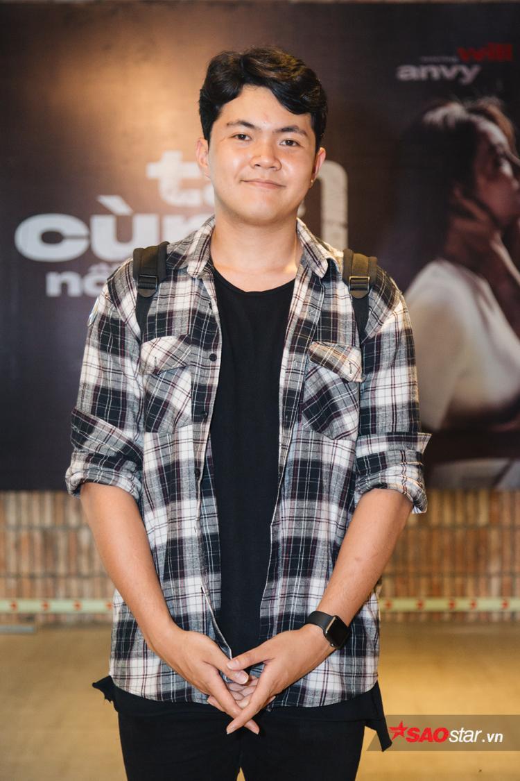 Từ một fan đích thực và mong một lần được hát cùng 365, giờ đây Andiez Nam Trương đã trở thành nhạc sĩ sáng tác ca khúc cho chính thần tượng của mình.