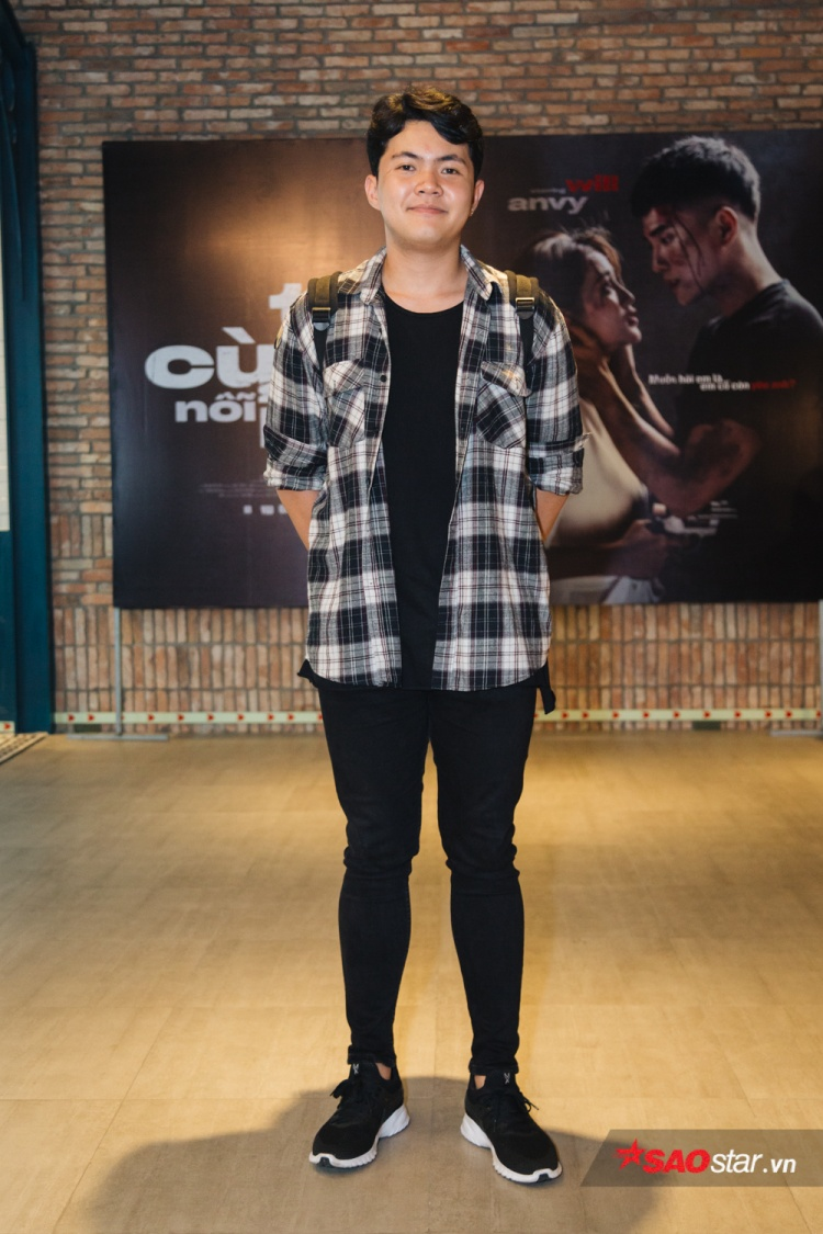 Andiez Nam Trương (Á quân Sing My Song 2018) chính là người sáng tác ca khúc Tận cùng nỗi nhớ.