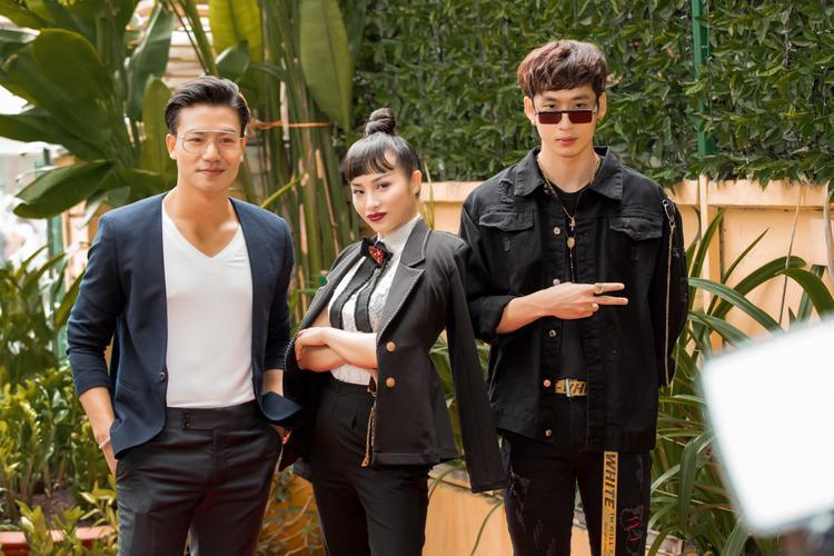 Chuyện tình tay ba của Hiếu Nguyễn, Yaya Trương Nhi và Tuấn Trần