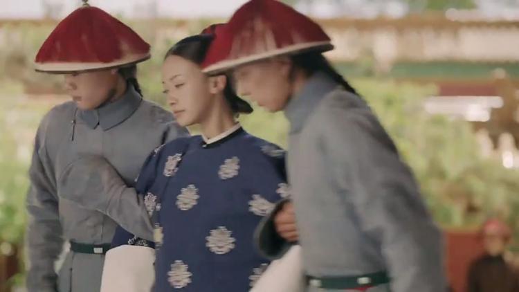 Xem phim Diên Hi công lược tập 34: Bắt gặp Ngụy Anh Lạc  Phó Hằng tình tứ, Càn Long nổi máu ghen tuông