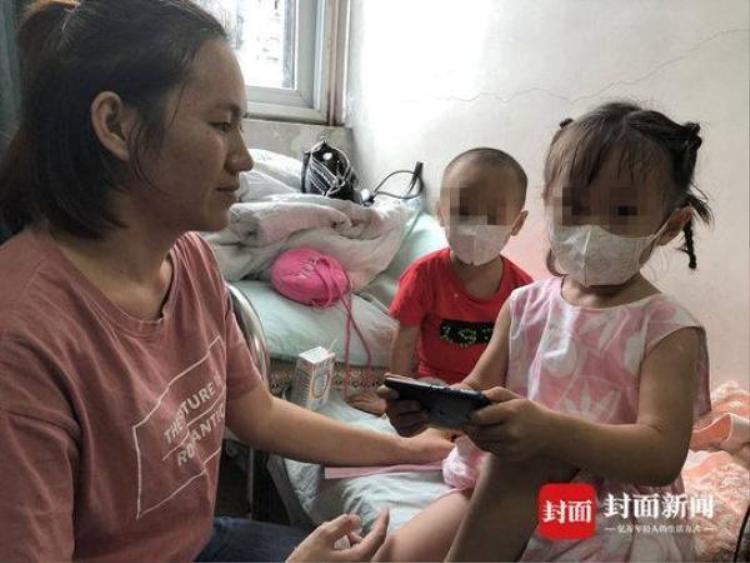 Người mẹ của 2 đứa trẻ nói rằng họ chưa bao giờ có ý định bán con gái để cứu con trai.