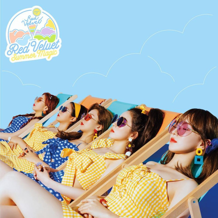 Red Velvet đã tái hiện lại concept mà nhóm từng rất thành công trong Red Flavor.