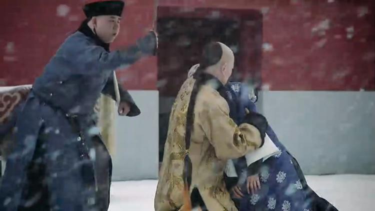 Xem phim Diên Hi công lược tập 36: Thuần Phi tranh sủng, Phó Hằng mặt như đưa đám trong ngày cưới Nhĩ Tình