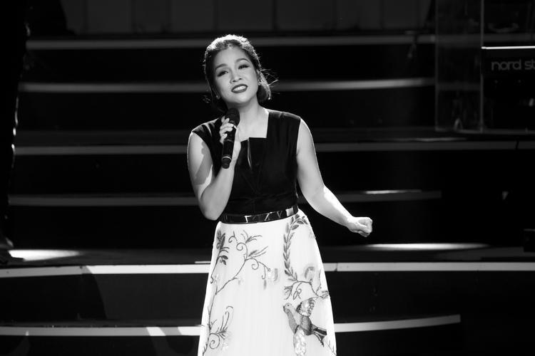 Mỹ Linh xúc động nhớ lại quãng thời gian 20 năm miệt mài trong nghiệp hát.
