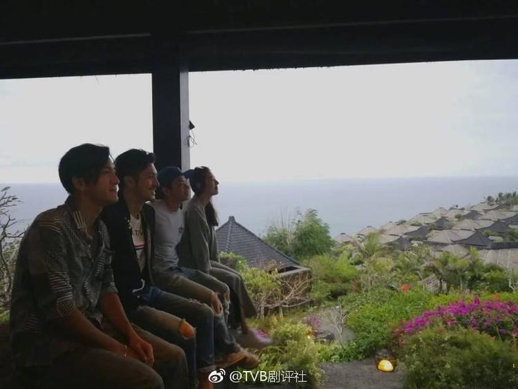 Mã Quốc Minh, Lê Diệu Tường, Đường Thi Vịnh và nhiều sao TVB dự đám cưới của Trịnh Gia Dĩnh ở Bali
