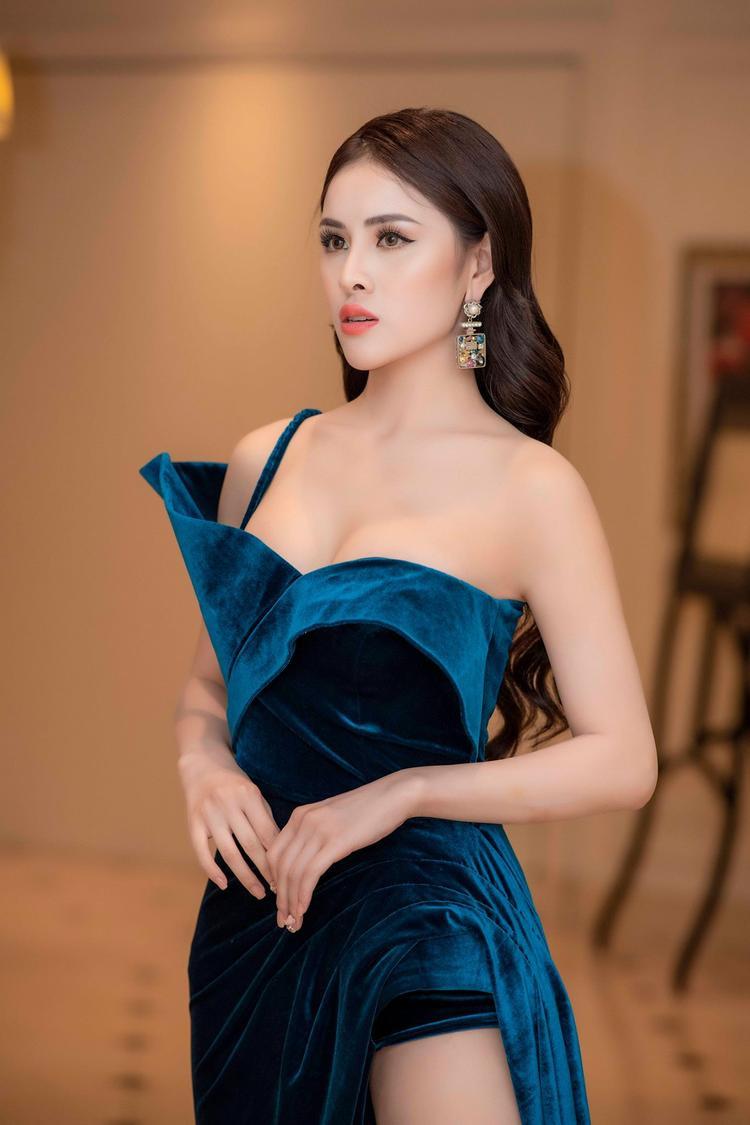 Tháng 12/2017, Thư Dung đăng quang cuộc thi Miss perfect global beauty 2017 (Hoa hậu Sắc đẹp Hoàn mỹ Toàn cầu) tại Hàn Quốc.