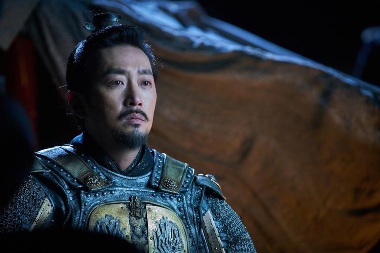 """""""Tài tử"""" Ha Jung Woo."""