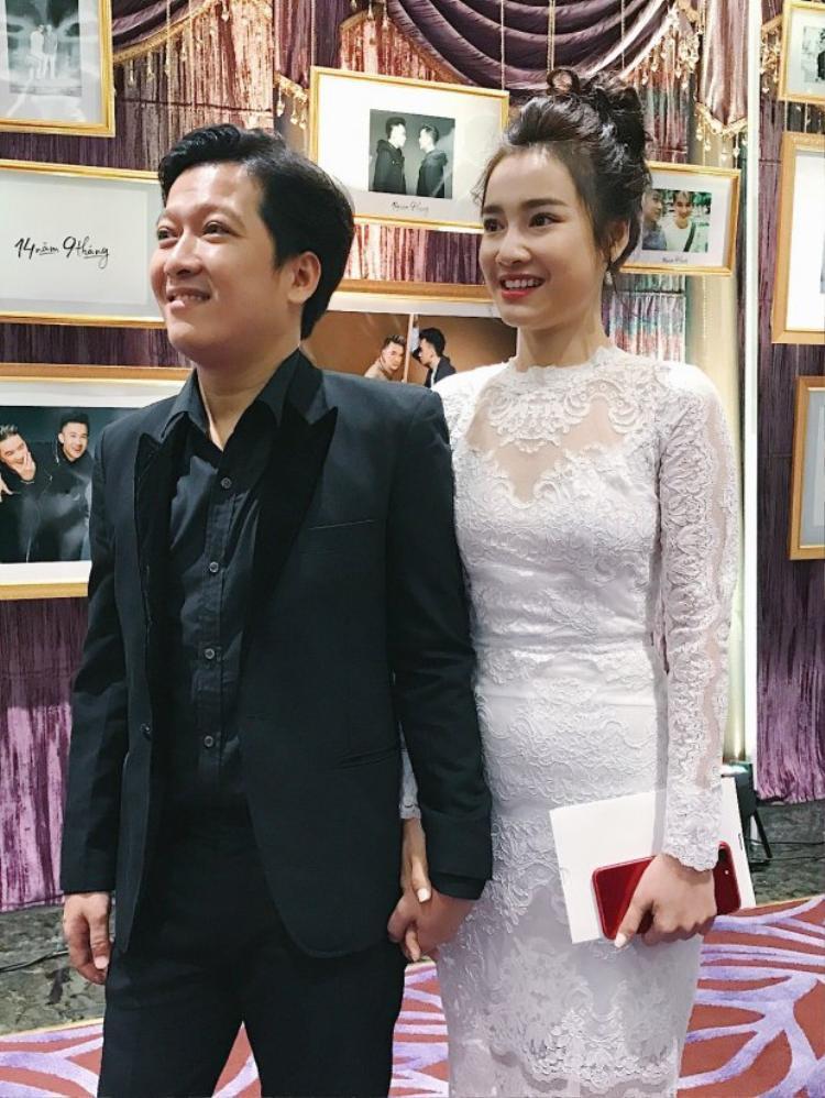 Sau nhiều đồn đoán, Nhã Phương và Trường Giang đã lên tiếng xác minh chuyện về chung một nhà. Lễ đính hôn được tổ chức vào tháng 8 và kết hôn vào tháng 9. Thế nhưng cặp đôi vẫn không chia sẻ cụ thể về thời gian cũng như địa điểm tổ chức.