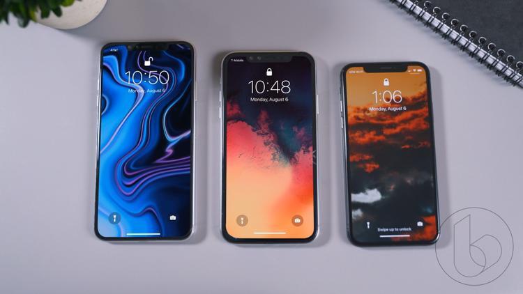 Trong ba chiếc iPhone này, iPhone 9 với màn hình LCD 6,1 inch (ở giữa) sẽ là chiếc máy có giá thành thấp nhất (có thể dao động ở mức trên dưới 700 USD). Lý do cho mức giá này đến từ việc phần linh kiện màn hình LCD sẽ có chi phí thấp hơn so với màn hình OLED khá nhiều, trong khi đó iPhone 9 cũng vẫn sẽ chỉ có camera đơn.