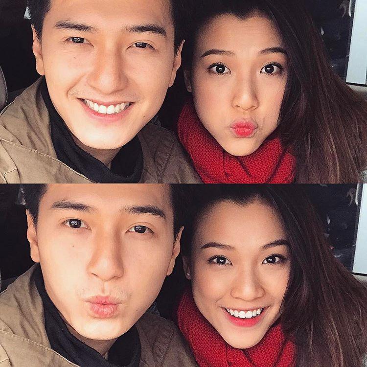 Huỳnh Anh đăng ảnh tình tứ với bạn gái mới và phũ tay làm điều này với Hoàng Oanh