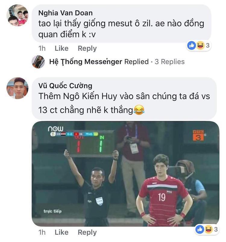 … đến Ngô Kiến Huy đều được gọi tên vì ngoại hình giống với tuyển thủ đội bạn. U23 Việt Nam lập kỳ tích tại ASIAD, sao Soobin Hoàng Sơn lại 'dở khóc dở cười' được gọi tên?