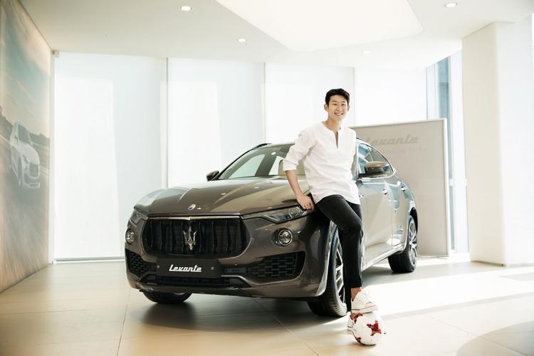 Ngoài gia tài kếch sù, Son Heung-min còn sở hữu loạt siêu xe sang chảnh