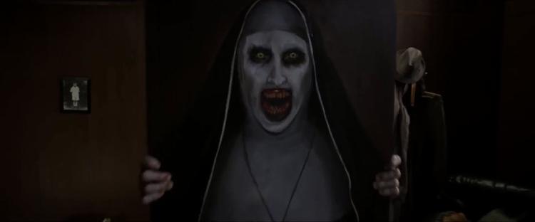 Phim kinh dị 'The Nun' về ác quỷ ma sơ Valak có after-credit kết nối Vũ trụ  The Conjuring không?