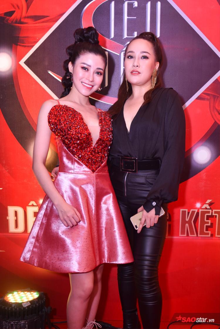 Lần đầu tiên sau Chung kết The Voice 2018, Minh Ngọc tái xuất ở sân khấu lớn với vai trò ca sĩ khách mời