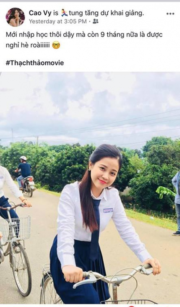After the prostitution of thousands of dollars, actor Cao Vy was deleted footage in the film Thạch Thảo?