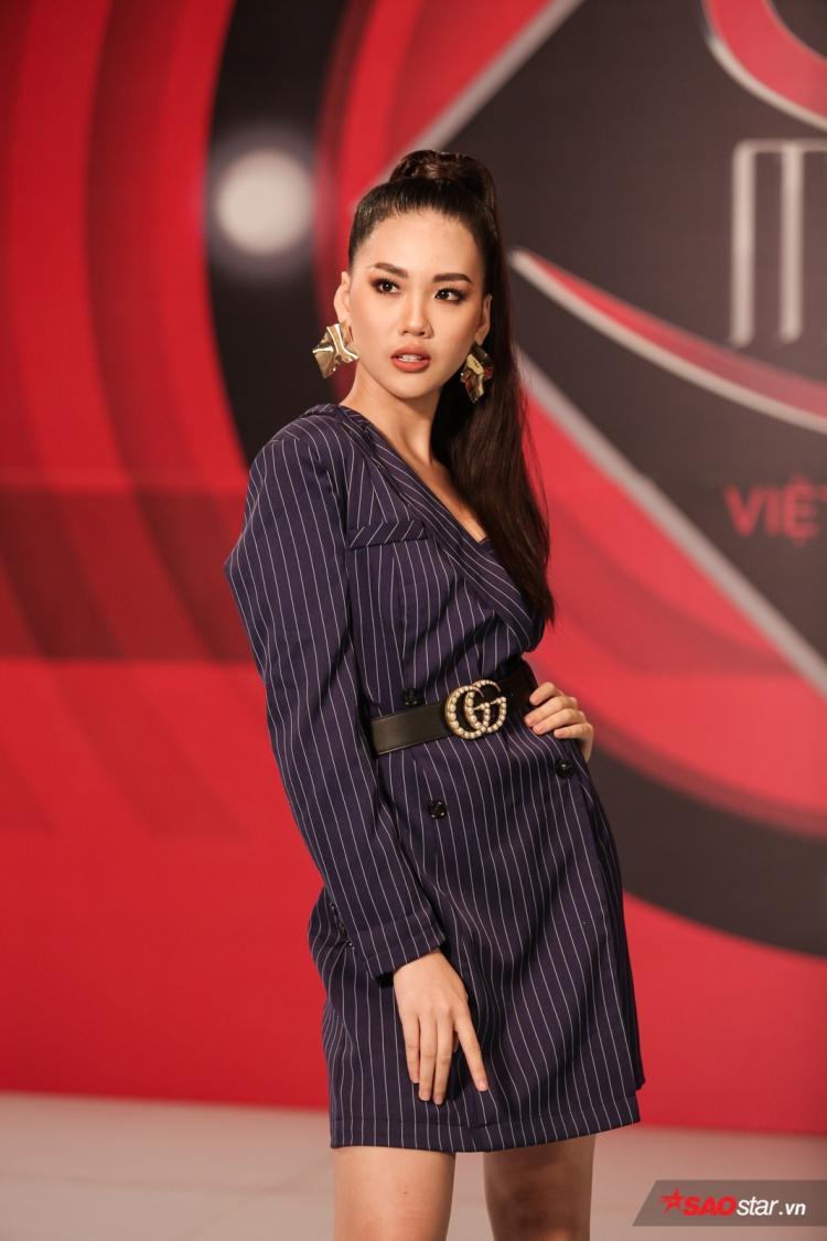 Xuyên suốt cuộc thi, Quỳnh Hoa được đánh giá cao qua các màn trình diễn chuyên nghiệp.