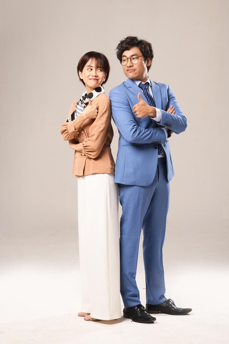 Kiều Minh Tuấn và An Nguy chính thức lên tiếng về tin đồn yêu nhau