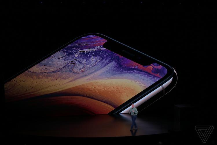 Thiết kế của iPhone Xs không có nhiều thay đổi so với iPhone X.